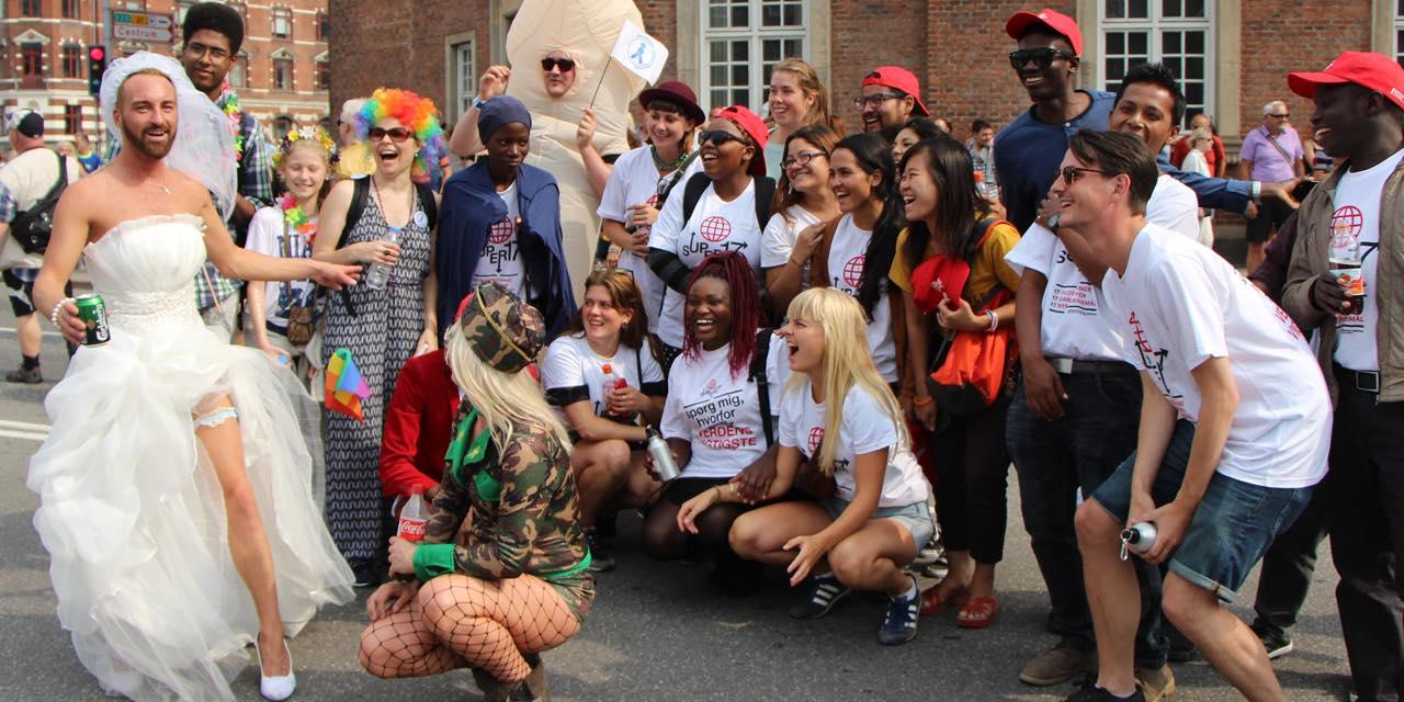 Intact Denmark og #Super17 ved Copenhagen Pride 2015