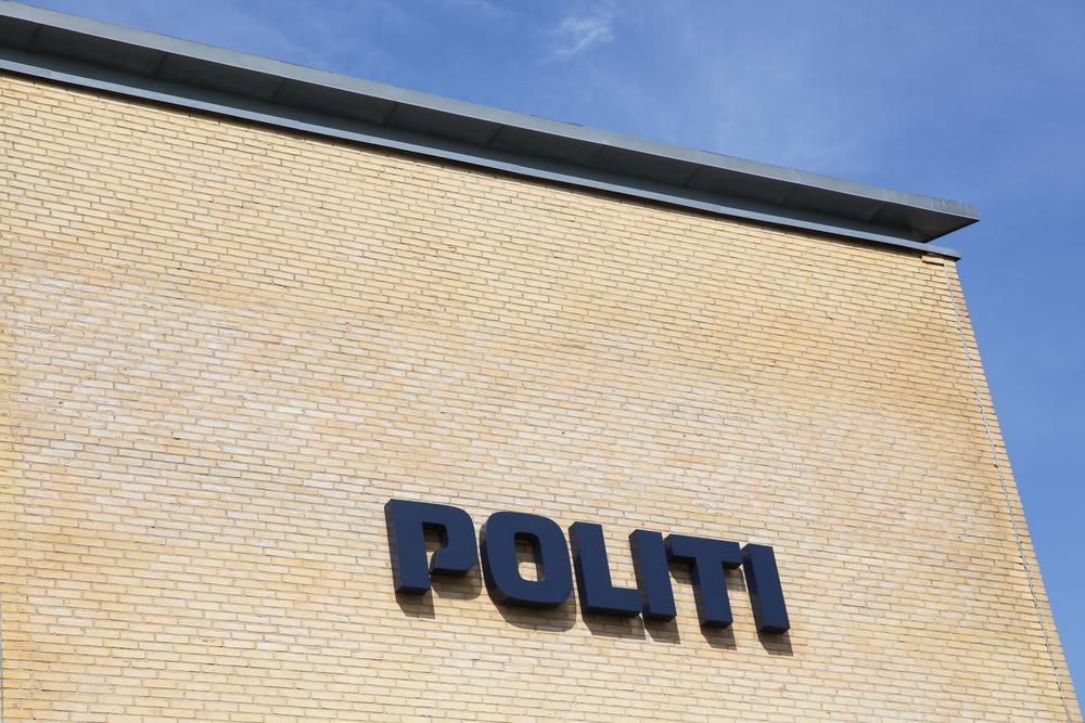 Politi (Billede af politistation)